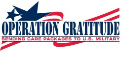 Carolyn Blashek, Operation Gratitude, Support for troops, care packages for troops, Motherhood Talk Radio, Sandra Beck, Christy Holly