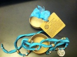 lifetherapy positivity in color bracelet and package
